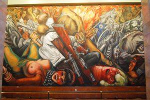 Murales De Siqueiros Bellas Artes